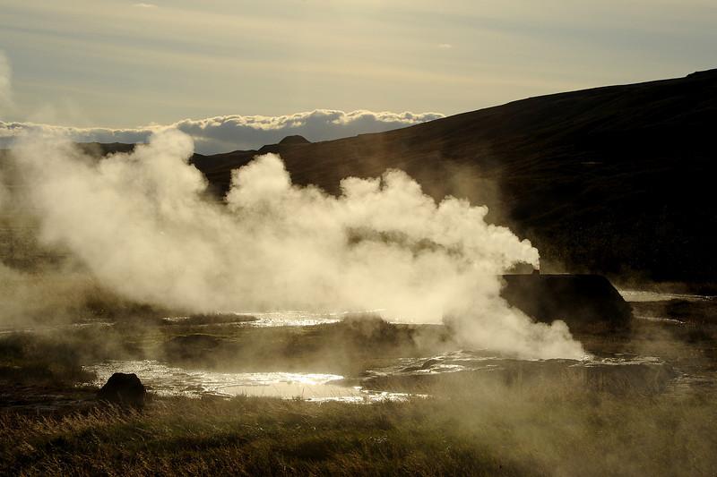 Geysir, Iceland, Sep 2010