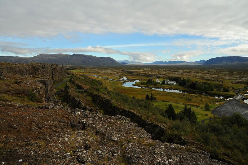 Logberg, þingvellir NP, Iceland, Sep 2010