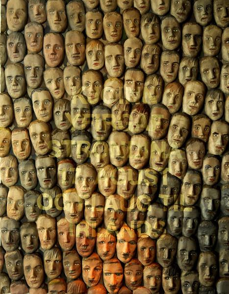 Faces, 101 Hotel, Reykjavik, Iceland, Sep 2010