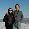 Ted and Virginia, Iceland, Sep 2010