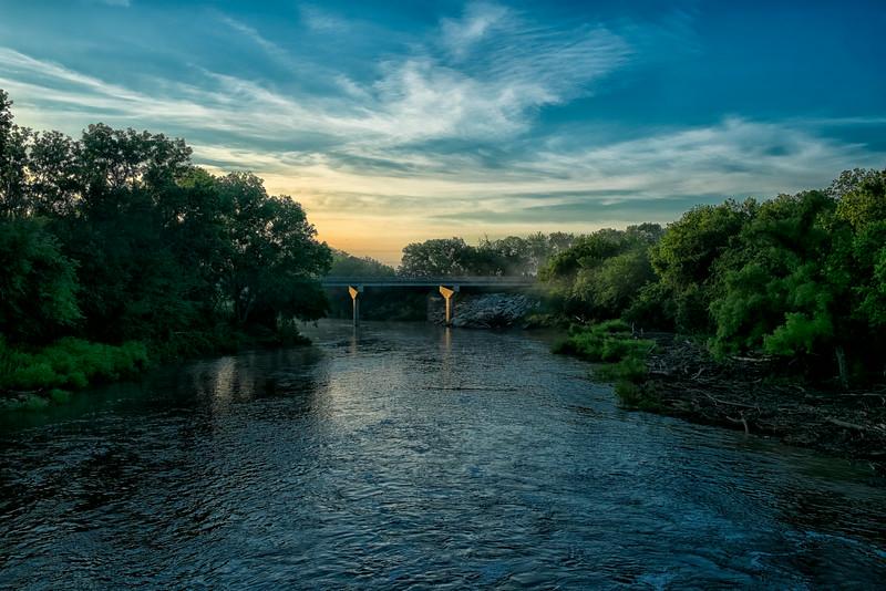Cottonwood River