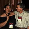 Reyna Carillo and Tim Merriman, NAI, Gamboa, Panama