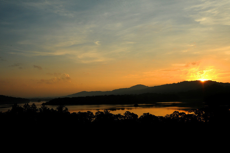 View of Chagres River from Gamboa Rainforest Resort