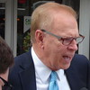 Ted Strickland At Women's Event In Columbus, OH