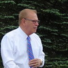 Ted Strickland At Campaign Fundraiser In Carrollton, OH