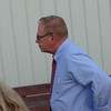 Ted Strickland At Richland County Fair In Mansfield, OH