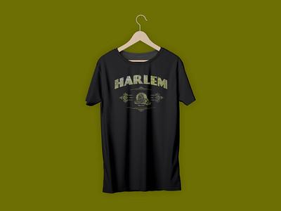 Harlem Lion Crest