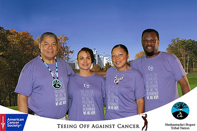 Teeing Off Against Cancer