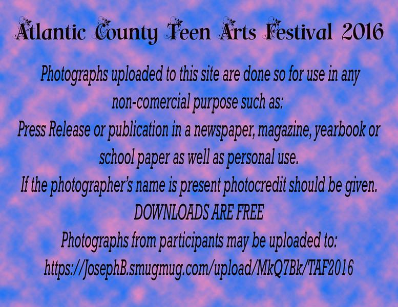 teen arts