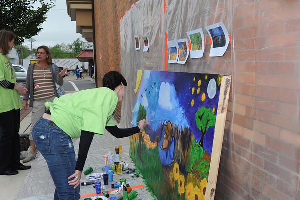 Teen Arts 2012