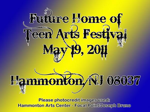 Teen Arts Festival 2011