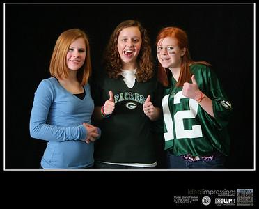2011 Green Bay Paker Super Bowl Party