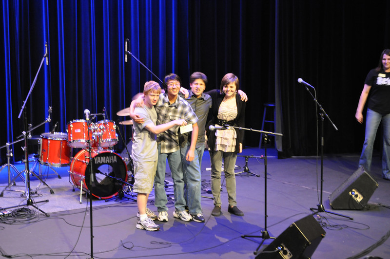 2011 Battle of the Bands Winners - Thamaturgy