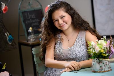 15 Años Sofía Ortega Mora