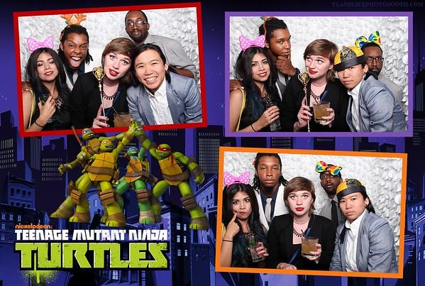 Teenage Ninja Turtles - Wrap Party