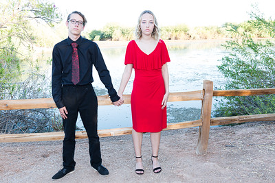 Emma & Jordan // Homecoming 2019