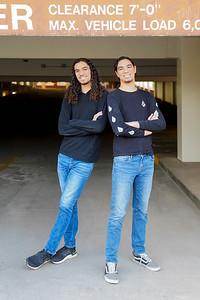 Jaden & Dillon // Senior Photos // Class of 2021