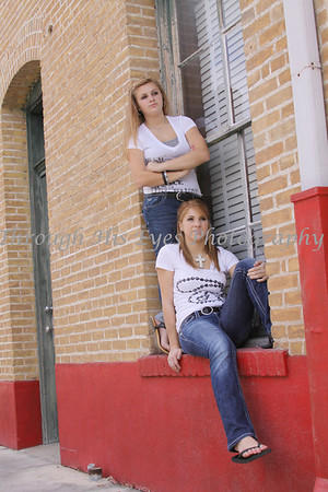 Sarah & Erika