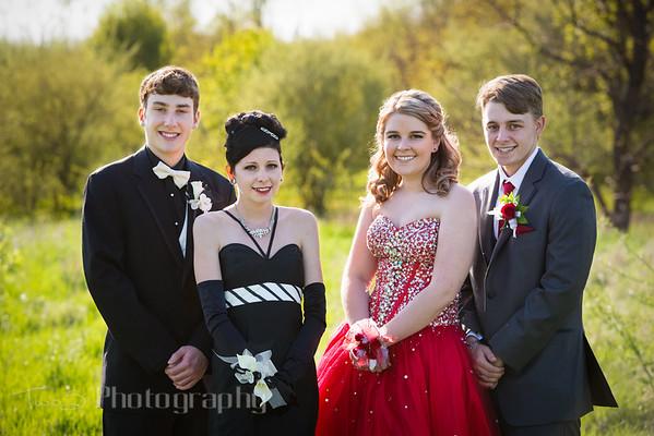 Austin/Savannah and Brendan/Jessica
