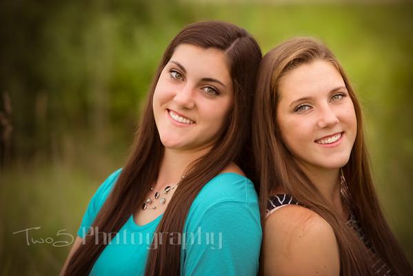 McKena and Kaylee