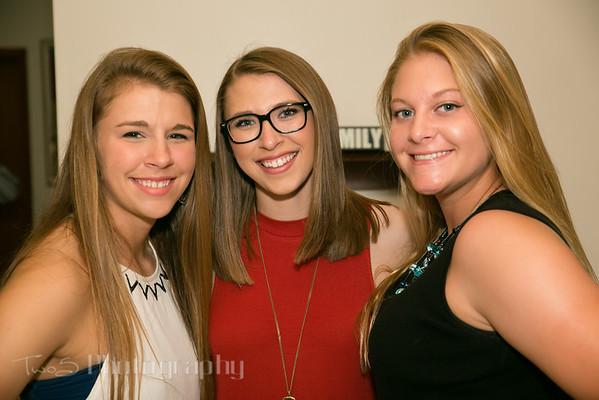 Shelby_Jordan_Meghan - Graduation Party