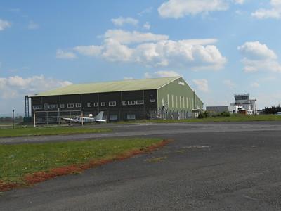 Cobham company hanger