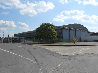 TNT warehouse