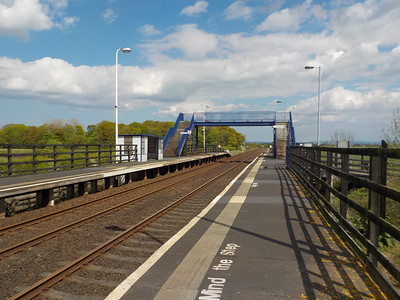 Looking towards Middlesbrough