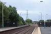 Picture by Liz:<br /> <br /> Looking towards Newcastle with the road crossing and Blaydon signal box in background