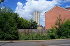 """picture by Liz:<br /> <br /> Although when Liz originally took this picture and it was on me <br /> <br /> fotopic site i didn't realise the significance of the Tower Block in the <br /> <br /> background. Turns out it's known locally as the Dunston Rocket built <br /> <br /> in the 1960's it's so some say a classic piece of 1960's design<br /> <br /> Update: <br /> <br /> 2013 Dec 10th  <br /> <br /> After further research on this iconic building can be read here sadly <br /> <br /> it is no longer with us good on Liz for taking this pic <br /> <br /> <a href=""""http://en.wikipedia.org/wiki/Derwent_Tower"""">http://en.wikipedia.org/wiki/Derwent_Tower</a><br /> <br /> & this BBC news film on the demolition of the Dunston Rocket <br /> <br /> <a href=""""http://www.bbc.co.uk/news/uk-england-tyne-16790591"""">http://www.bbc.co.uk/news/uk-england-tyne-16790591</a>"""