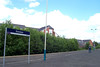 Picture by Liz:<br /> <br /> Liz catches the Ghost station man walking up the platform @ Dunston