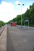 Dunston Island platfrom from the Newcastle bound side looking towards Newcastle