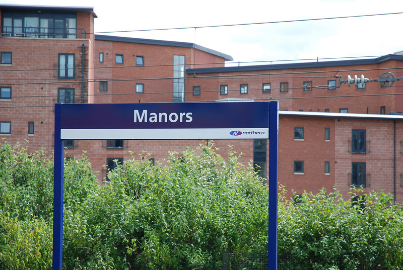 Manors <br /> <br /> Liz Ghost Station # 3<br /> <br /> GSM Ghost Station # 20<br /> <br /> Address<br /> <br /> Manors Railway Station<br /> <br /> Newcastle Upon Tyne<br /> <br /> Tyne and Wear<br /> <br /> NE1 6UR <br /> <br /> Location: <br /> <br />  Newcastle <br /> <br /> Northern Rail Timetable # 1