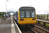 142 067 <br /> <br /> Departs Teesside Airport plat 2 heading for Allens West <br /> <br /> As like most Ghost Station moves we where the only ones to get off and nobody else got on. <br /> <br /> The Lady guard said to us that this was the first time that she had ever stopped here and she seemed quite made up that people actually got off