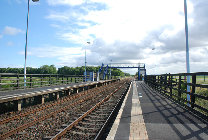 Shot taken from Plat 1 <br /> <br /> Looking towards Middlesbrough
