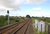 taken from Platform # 2 looking towards Darlington