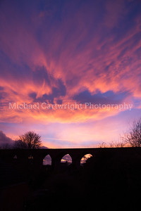 Red Sky At Night, Yarm