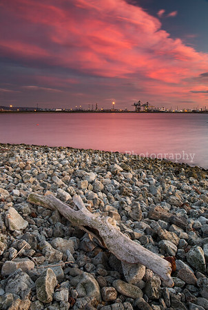 South Gare Twilight