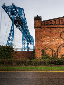 Heritage - The Transporter From Vulcan Street, Middlesbrough