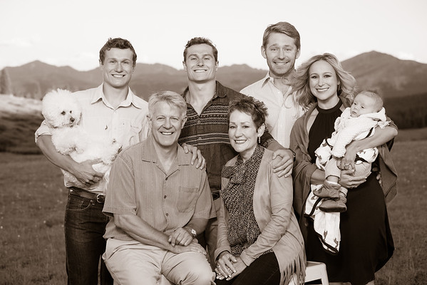 Teets / Todderud  Family