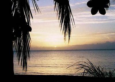 Päikeseloojang  Sunset - Portsmouth