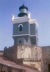"""Kindluse põhjaosa. """"El Morro"""" kindlus - San Juan   Northern complex. """"El Morro"""" fortress - San Juan"""