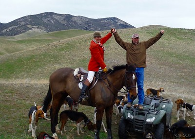 Tejon Hounds Hunt Week 2017
