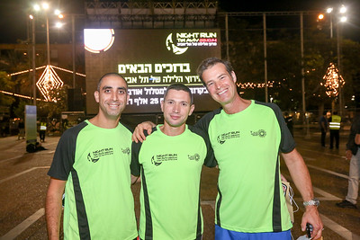 TLV NIGHT RUN 2014