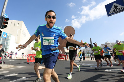 2014 Tel Aviv Samsung Marathon