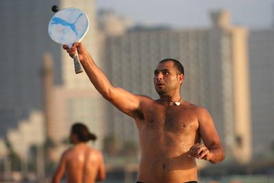 tel aviv beach חוף תל אביב