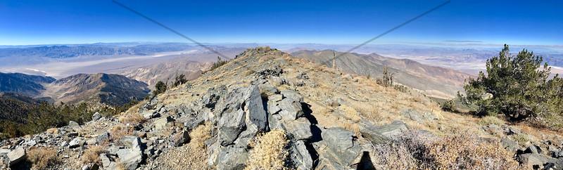 Telescope Peak Pano