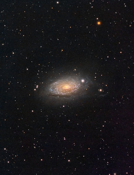 M63, Sunflower Galaxy