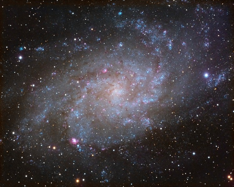 APOD Nov 30, 2017. M33, Triangulum Galaxy