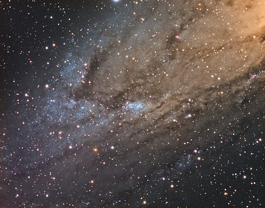 NGC 206 (or closeup of M31)